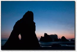 Sea Stacks, Olympic Peninsula