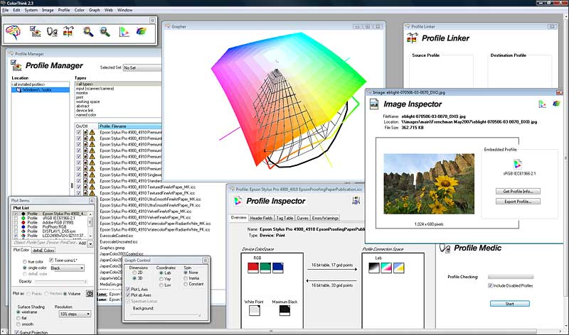 CHROMIX ColorThink 2.3