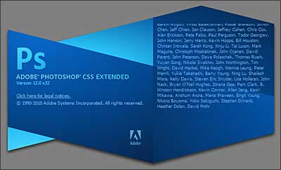 Welcome to Adobe Photosop CS5!