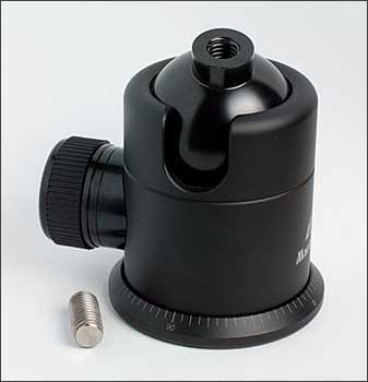 New Markins M20-NQS head with threaded clamp mounting stud