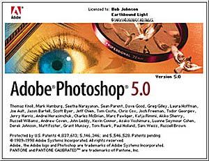 Adobe Photoshop 5