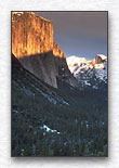 Yosemite Valley Sunset 2